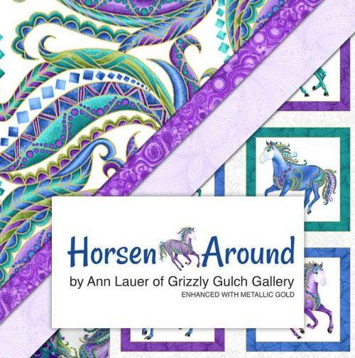 Horsen Around - Ann Lauer
