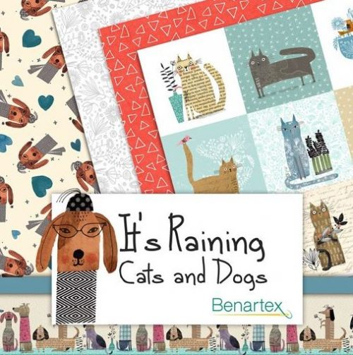 It's Raining Cats and Dogs - Terry Runyan