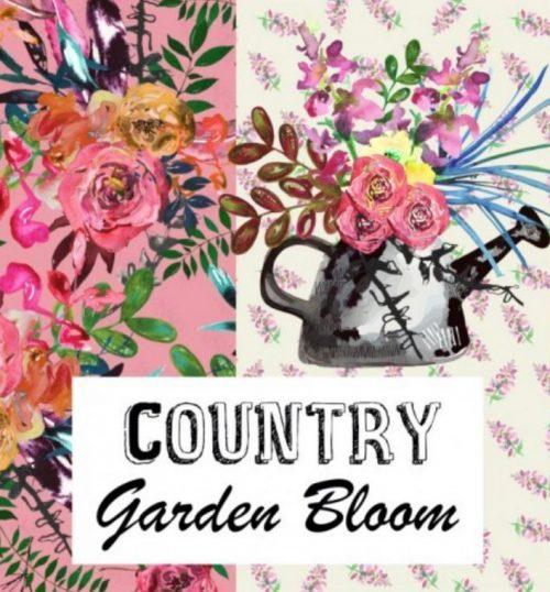 Country Garden Bloom - Rathenart Designs