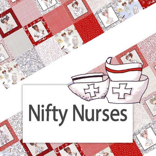 Nifty Nurses - Loralie Designs