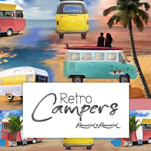 Retro Campers - Kennard and Kennard