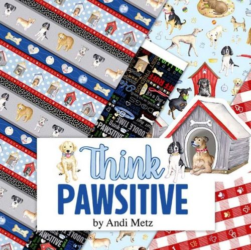 Think Pawsitive - Andi Metz