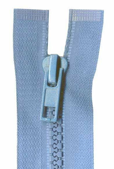 50cm Open End Chunky Zips