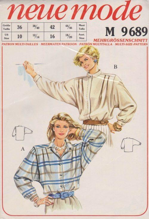 Vintage Neue Mode Patterns