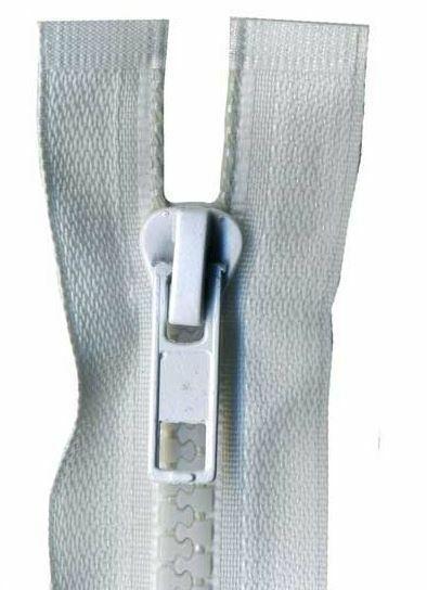 25cm Open End Chunky Zips