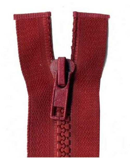 60cm Open End Chunky Zips