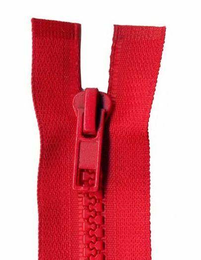 65cm Open End Chunky Zips
