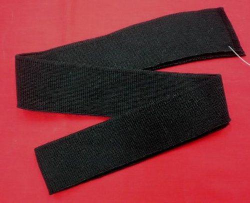 Ribbing and Knit Collars