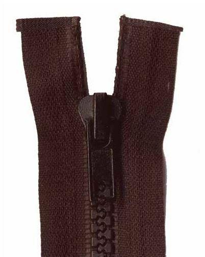 30cm Open End Chunky Zips
