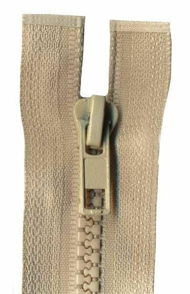 35cm Open End Chunky Zips